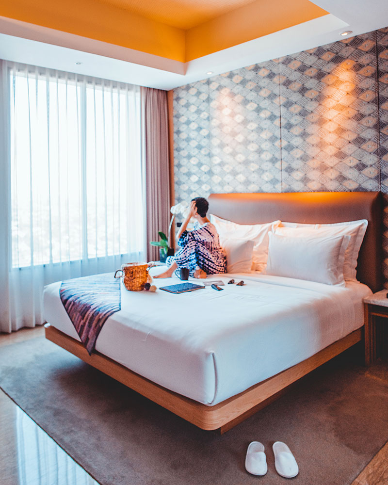 Alila Solo Review - Indonesia Travel Blog - Eat good sleep well
